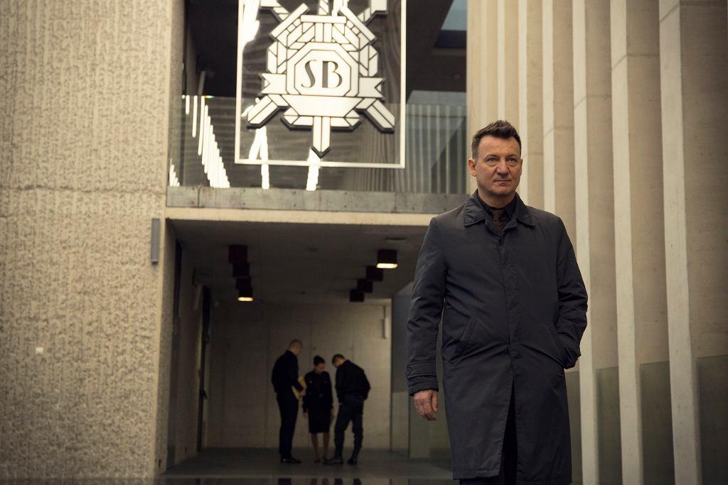 Robert Wieckiewicz. '1983', pierwszy polski serial Netfliksa