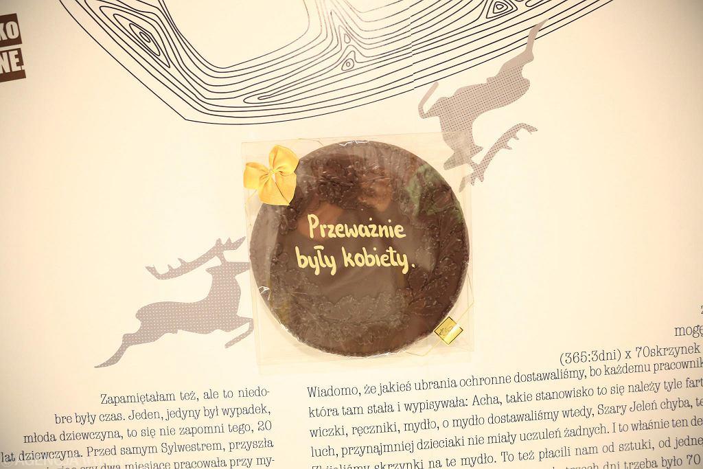 Wystawa 'Krem i czekolada'  / FRANCISZEK MAZUR