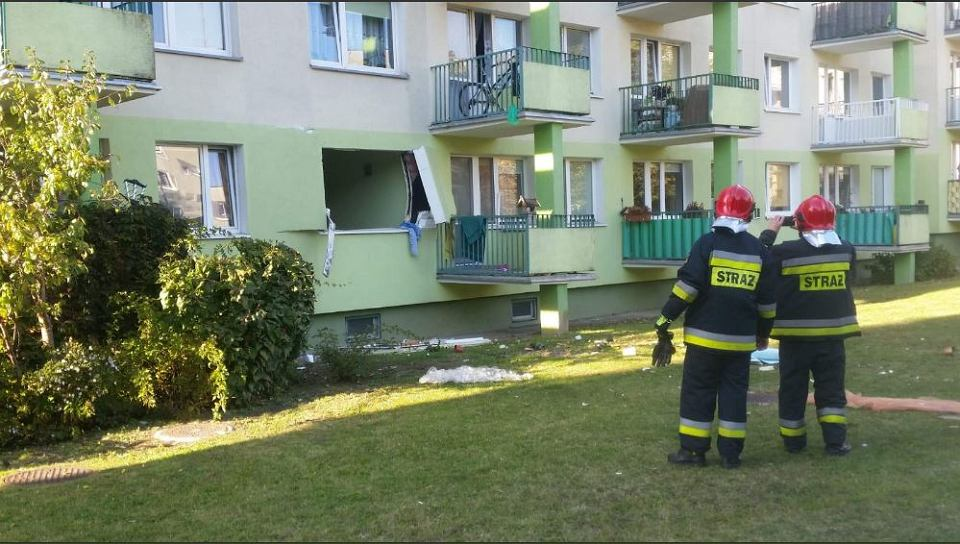 W Olsztynie doszło do poważnego wybuchu. Na początku wszyscy myśleli, że to gaz