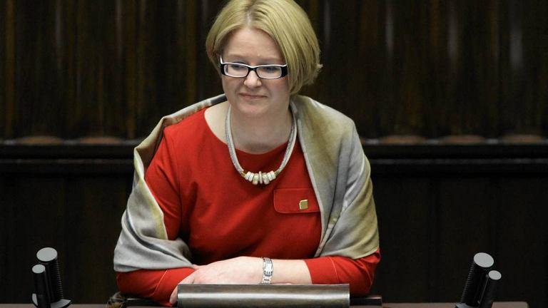 Minister Agnieszka Kozłowska-Rajewicz