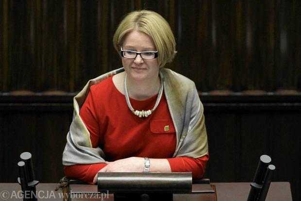 Minister Agnieszka Koz�owska-Rajewicz