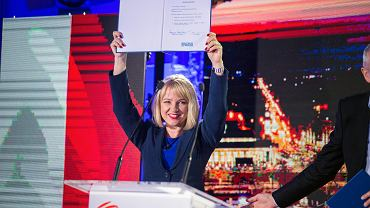 Wyniki wyborów do rady miasta Poznania. Katarzyna KIERZEK-KOPERSKA (Koalicja Obywatelska) - okręg 1 (Jeżyce, Łazarz i Wilda)