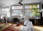 Jak si� mieszka w Pary�u? Loft urz�dzony w by�ej pracowni krawieckiej