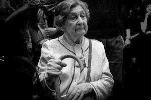 Odesz�a Zofia Krzymuska-Fafius, pierwsza dama historii sztuki na Pomorzu