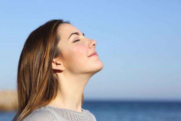 Świadome oddychanie