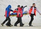 Skoki narciarskie. �adnych powa�nych uraz�w u Koflera