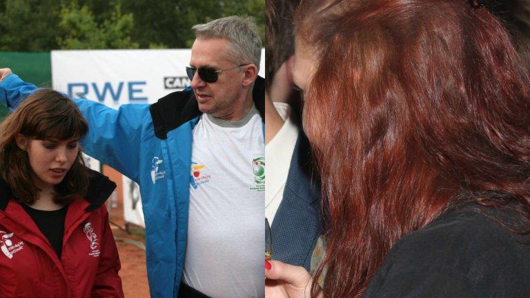 Aleksandra Linda, Bogusław Linda