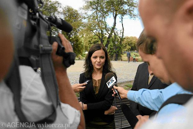 Zdjęcie numer 2 w galerii - Magdalena Żuraw powróciła w debacie wyborczej przez