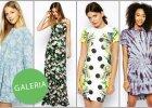 Zakupy w sieci: wzorzyste sukienki z wyprzeda�y w Asos do 200 z�