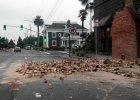 Silne trz�sienie ziemi w p�nocnej Kalifornii. S� du�e straty
