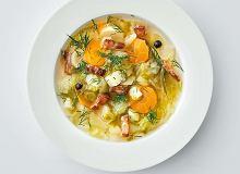 Parzybroda - zupa z młodej kapusty - ugotuj