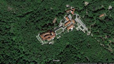 Dolny Śląsk na zdjęciach satelitarnych