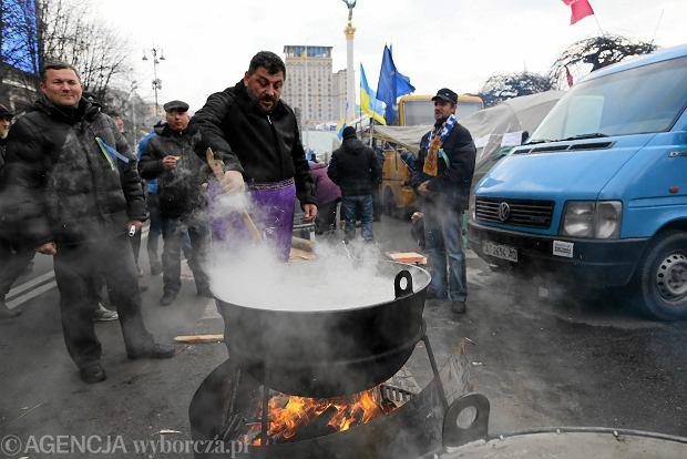 Kij�w, Majdan