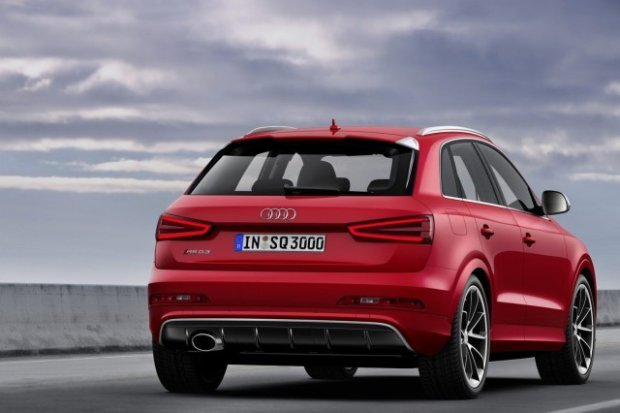 Audi RS Q3 (fot. Audi)