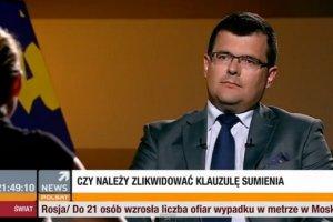 """Powiat wpisał w statut szpitala """"bezwzględną zasadę ochrony życia"""". Starosta: Postanowiliśmy wesprzeć prof. Chazana"""