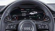 Audi A5 teaser