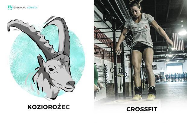 Koziorożec pokocha CrossFit i biegi ekstremalne, a Byk? Zobacz, jaki sport pasuje do twojego znaku zodiaku
