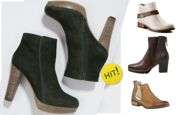 Buty z drewnianą podeszwą - retro z przytupem
