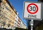 Ograniczenia prędkości w centrum do 30 km na godz. nie będzie