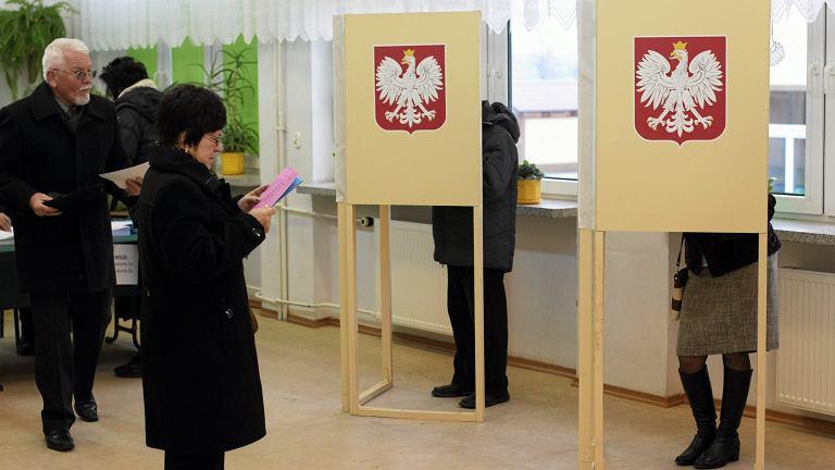 Wybory w Olsztynie (zdjęcie poglądowe)
