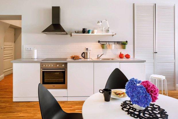 kuchnia, aneks kuchenny, kuchnia otwarta