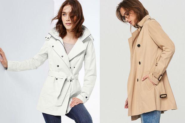 Płaszcz przeciwdeszczowy F&F