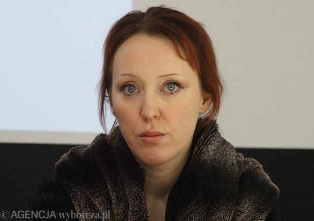 Katarzyna Bratkowska