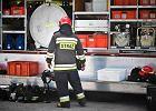Zatrucie amoniakiem. 17 osób w szpitalu, 140 ewakuowanych