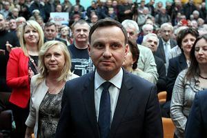 Andrzej Duda przedłuża urlop. Ma zgodę Uniwersytetu Jagiellońskiego