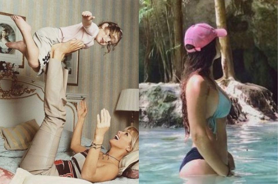 Zdjęcie numer 0 w galerii - Izabella Scorupco zachwyca urodą, a jej córka? Dobrze podejrzewacie. Jest równie piękna! Zobaczcie jej zdjęcia w bikini