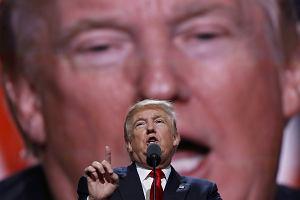 Je�eli Trump wygra wybory, Twoje dzieci b�d� biedniejsze