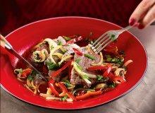 Wołowina z chilli i tajską bazylią - ugotuj