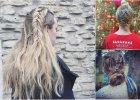 Codziennie przez ostatnie 365 dni wrzucała na Instagram nowe zdjęcie warkocza. Zobacz, jakie upięcia stworzyła fryzjerka gwiazd Sarah Potempa