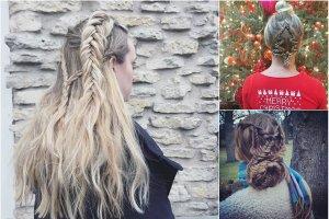Codziennie przez ostatnie 365 dni wrzuca�a na Instagram nowe zdj�cie warkocza. Zobacz, jakie upi�cia stworzy�a fryzjerka gwiazd Sarah Potempa