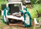 Próby walki z wirusem Ebola w Afryce trwają