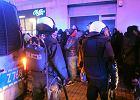 149 w�oskich kibic�w zatrzymanych przez policj� w Warszawie