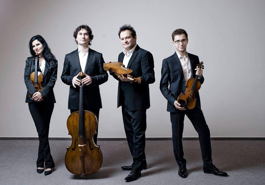 Belcea Quartet / MAT PRASOWE