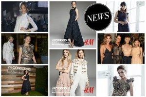 Nowa kolekcja H&M Consious najlepsz� w historii szwedzkiej sieci�wki? Sukienki w stylu Dolce & Gabbana ju� nosz� gwiazdy! Zobaczcie, co znajdziecie w H&M od 10 kwietnia