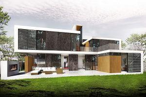 Projekt domu: Skyfall house 2