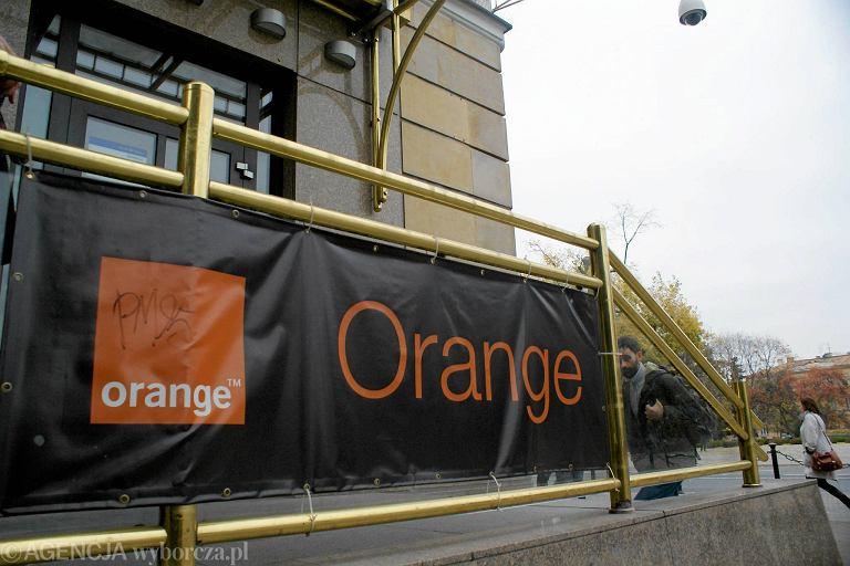 Reklama Orange
