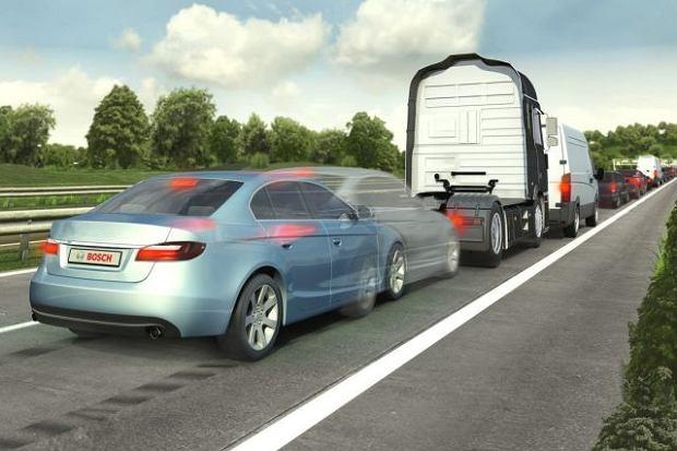 Euro NCAP nagrodzi za system AEB