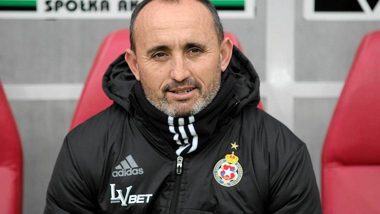 Kiko Ramirez, trener Wisły Kraków
