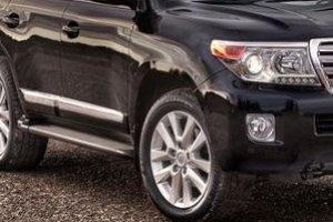 Toyota Land Cruiser V8   Oferta ostatniej szansy