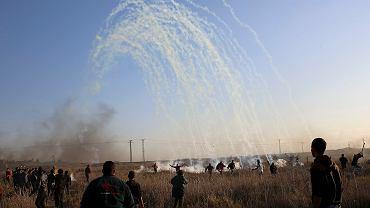 Zamieszki izraelsko - palestyńskie, 8 grudnia 2017.