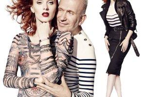 Jean Paul Gaultier dla Lindex: mamy pierwsze zdj�cia kolekcji!