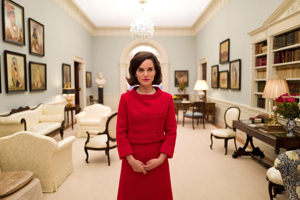 Natalie Portman w 'Jackie', kadr z filmu