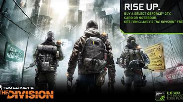 The Division + NVIDIA