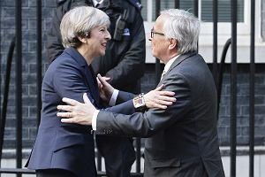 Niebywałe żądanie i trudne negocjacje ws. umowy Wielkiej Brytanii z UE po Brexicie