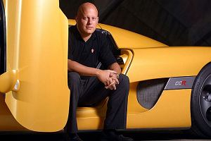 """SUV Koenigsegga? Szef odpowiada: """"To fundamentalnie b��dne auta!"""""""