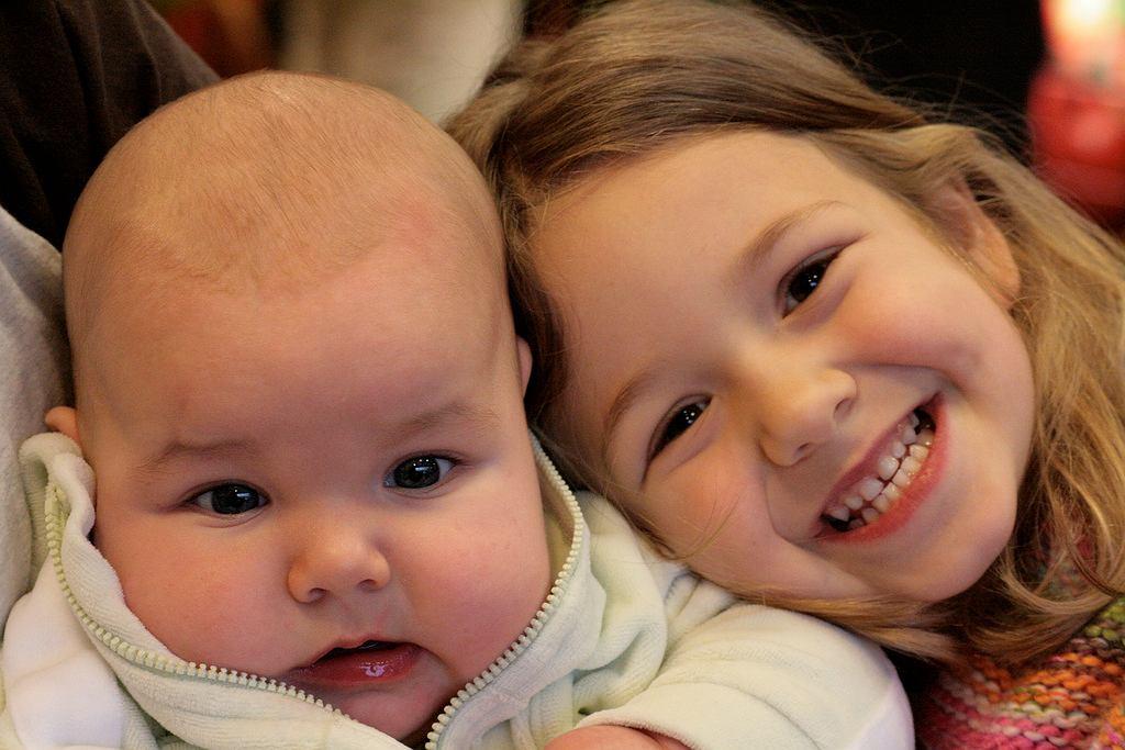 Czy najstarsze dzieci z rodzeństwa najlepiej radzą sobie w życiu?